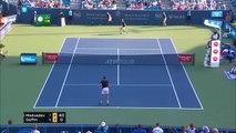 TENNIS: ATP Cincinnati: Medvedev bt Goffin (7-6, 6-4)