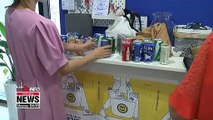 Seoul vending machines offer cash for recyclable cans, bottles