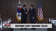 S. Korean, U.S. officials to meet in Seoul ahead of defense cost sharing negotiations