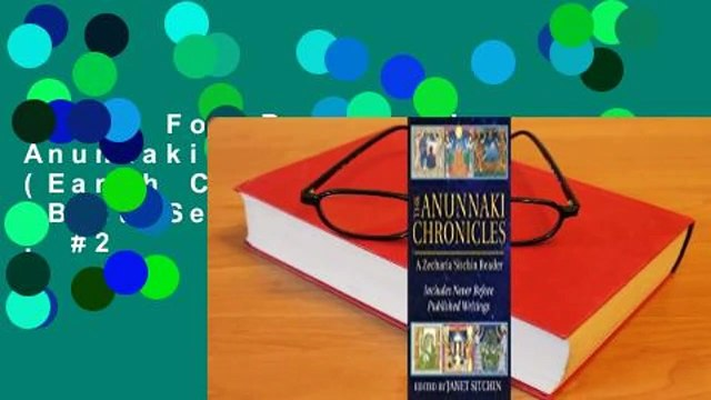 About For Books  The Anunnaki Chronicles (Earth Chronicles #7.75)  Best Sellers Rank : #2