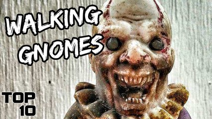 top 10 scary things found in backyards