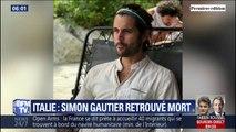 Le corps du randonneur français Simon Gautier a été retrouvé dans un ravin en Italie