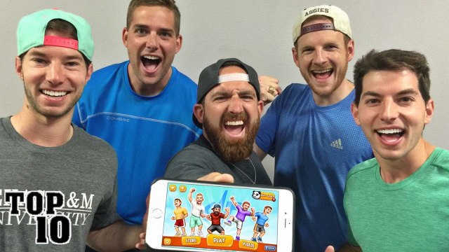 Top 10 Dude Perfect Facts You Might Not Know