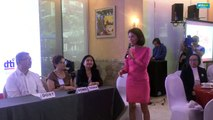 Gina Lopez urges government officials to help  I LOVE Foundation