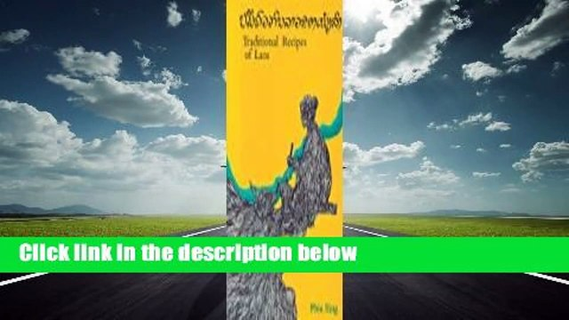 Full E-book  Traditional Recipes of Laos  Best Sellers Rank : #2