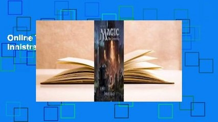 Online The Art of Magic: The Gathering - Innistrad  For Full