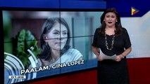 Palasyo, nakidalamhati sa pagpanaw ni Gina Lopez
