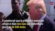 Rachat du Groenland : Donald Trump persiste et signe