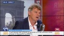 """Fabien Roussel sur les permanences LaREM dégardées: """"Verser un peu de purin devant une permanence n'est pas une agression"""""""
