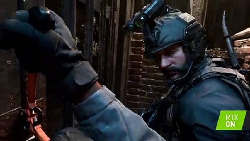 Call of Duty: Modern Warfare - RTX