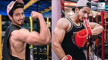 Tik Tok Star Mr. Faisu's Intense Workout Session