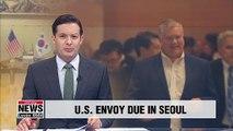 U.S. nuke envoy's upcoming Seoul visit raises possibility of N. Korea-U.S. working level talks
