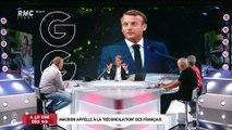 """A la Une des GG : Macron appelle à la """"réconciliation"""" des Français, allez-vous l'écouter ? - 19/08"""