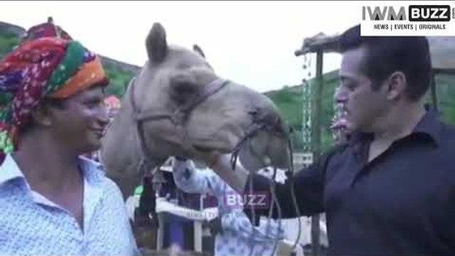 Dabangg 3 shoot at Rajasthan with Sultan