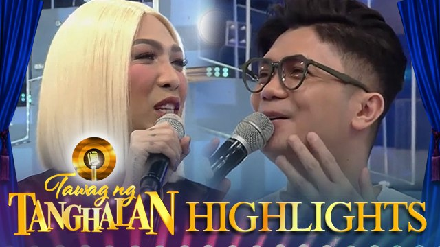 Vice wants to tattoo Vhong's face on his nape | Tawag ng Tanghalan