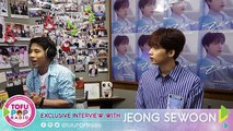 TofuPOP Radio Exclusive interview with JEONG SEWOON