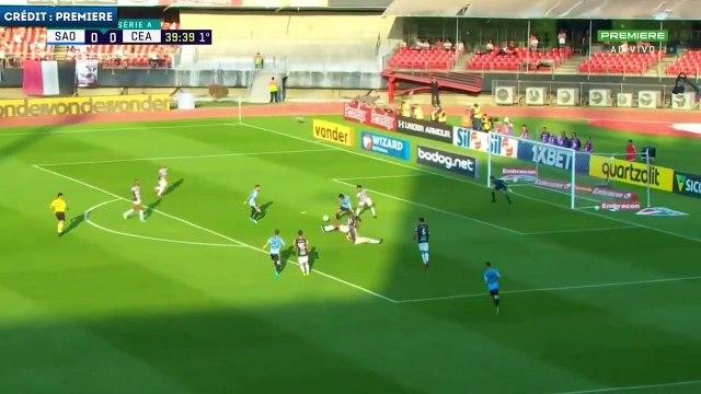 Dani Alves marque son premier but avec São Paulo