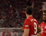 1ère j. - Le Bayern cale d'entrée, malgré un doublé de Lewandowski