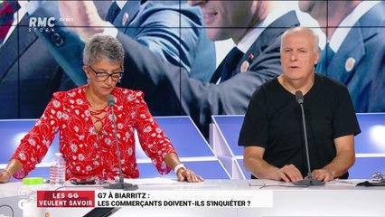 Les GG veulent savoir : G7 à Biarritz, les commerçants doivent-ils s'inquiéter ? - 19/08