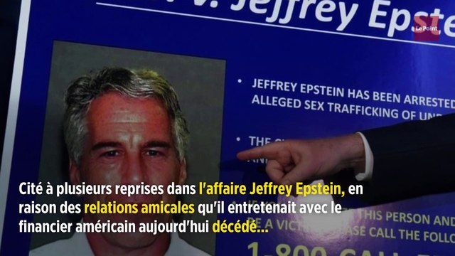 Affaire Epstein : la réponse du prince Andrew aux accusations d'abus sexuels