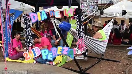 Colombians celebrate 'World Laziness Day'