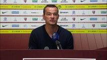 Metz - Monaco, la réaction des coaches
