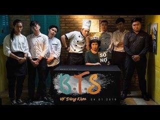#BTS   Teaser MV - Hồng Vân, Võ Đăng Khoa