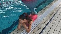 Notre journaliste Juliette Mansour a testé la nage de sirène, le mermaiding