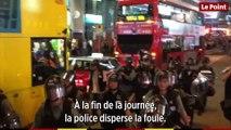 À Hong Kong, la mobilisation ne faiblit pas malgré les menaces de Pékin