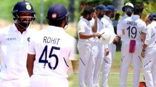 IND VS WI practice match | வெஸ்ட் இண்டீசை வாரி சுருட்டிய இஷாந்த், யாதவ்!