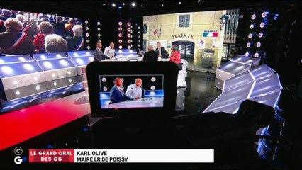 Le Grand Oral de Karl Olive, maire LR de Poissy – 19/08