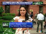 Task force on proposed direct taxes code submits its recommendations to finance minister Sitharaman