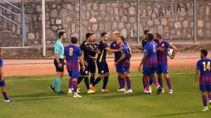 ΠΑΣ Λαμία-ΝΠΣ Βόλος 0-0 (φιλικό παιχνίδι 19.8.2019)