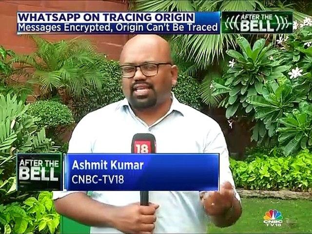 Facebook, WhatsApp ping Supreme Court over Aadhaar linkage, origin of messages