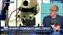 La Russie va envoyer un robot astronaute dans la station spatiale internationale
