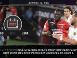 1ère j. - 5 choses à retenir de la victoire de Rennes contre le PSG