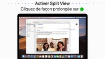 Utiliser Split View sur votre Mac – Assistance Apple