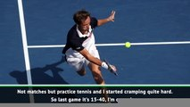 Medvedev fights off cramp to clinch first ATP 1000 title