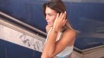 Marta López se defiende de los abucheos