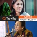 Former DENR secretary Gina Lopez dies at 65 | Evening wRap