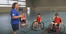 Badminton pour tous - Plateau handibad à Blagnac