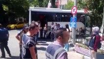 Kayyum atamalarını protesto etmek isteyen HDP'liler gözaltına alındı
