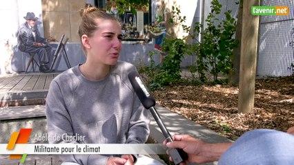 L'Avenir- ITRV d'Adélaïde Charlier après les incidents du Pukkelpop