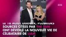 Liam Hemsworth séparé de Miley Cyrus : il se console dans les bras d'une actrice