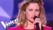 Juliette Armanet - L'amour en solitaire | Léonard | The Voice France 2018 | Blind Audition