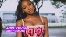 Normani's 5 best dance moves from her 'Motivation' music video