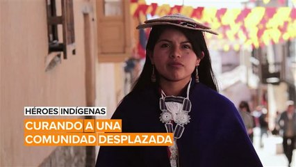 Héroes indígenas: La doctora espiritual colombiana
