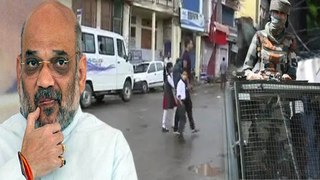 Amit Shah Ajit Doval meet | அமித் ஷாவுடன்  அஜித் தோவலும் திடீர் ஆலோசனை