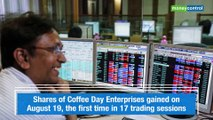 Coca-Cola deal talks lift Coffee Day Enterprises shares 5%