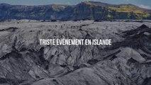 L'Islande inaugure une plaque à la mémoire d'un glacier disparu